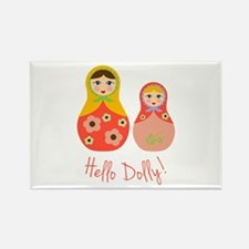 Hello Dolly! Magnets