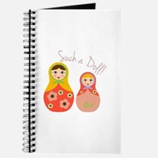 Such A Doll Journal