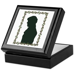 Darcy Holly Keepsake Box