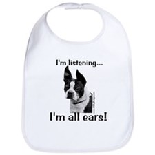 Boston All Ears Bib