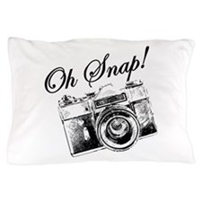 OH SNAP CAMERA Pillow Case