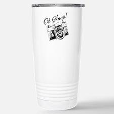 OH SNAP CAMERA Travel Mug