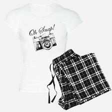 OH SNAP CAMERA Pajamas