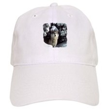 Winter Wolf Baseball Cap