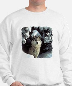 Winter Wolf Jumper