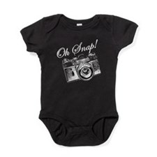 OH SNAP CAMERA Baby Bodysuit