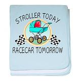 Race car Blanket
