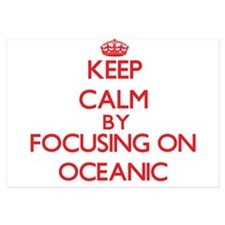 Keep Calm by focusing on Oceanic Invitations