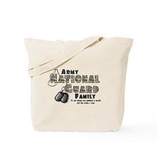National Guard Family Tote Bag