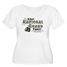 National Guard Family T-Shirt