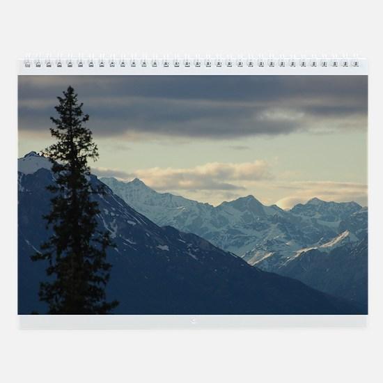 Alaska - 2010 Calendar