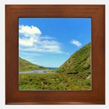 Valley Framed Tile