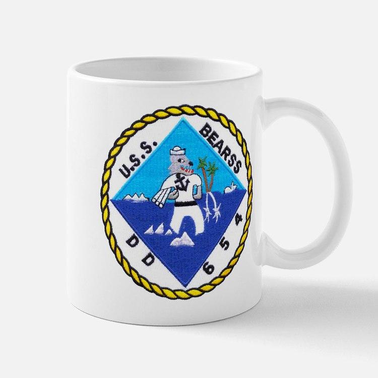 USS BEARSS Mug
