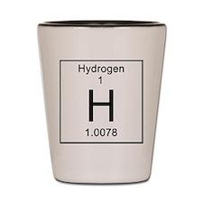 1. Hydrogen Shot Glass