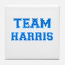 TEAM HARRIS Tile Coaster