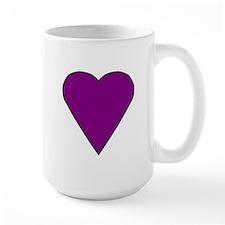 Purple Heart Mugs