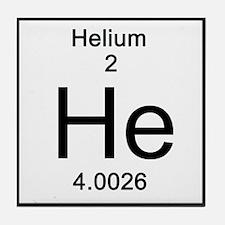 2. Helium Tile Coaster