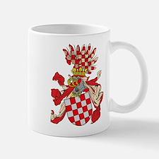 Old Croatian Coat of Arms Mug
