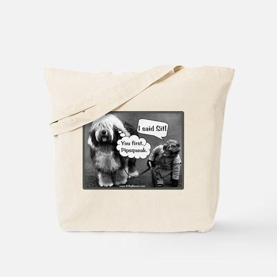 Pipsqueak Tote Bag