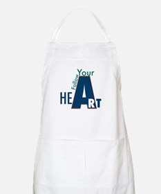 Follow Your Art Apron