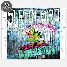 Surfin' Bird Puzzle