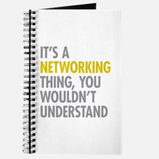 Its A Networking Thing Journal