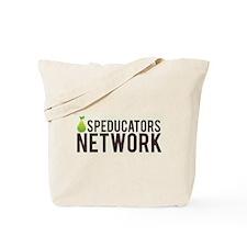 Pear Logo Tote Bag
