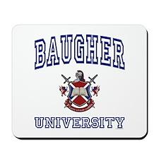 BAUGHER University Mousepad