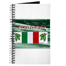 Cute Italia christmas Journal
