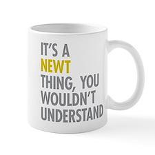 Its A Newt Thing Mug