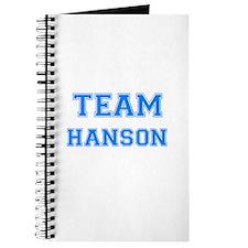TEAM HANSON Journal