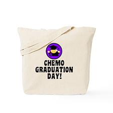 Chemo Graduation Day Tote Bag