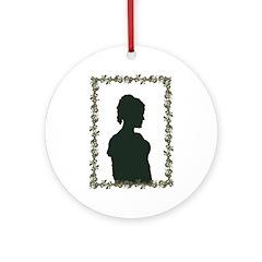 Elizabeth Ornament (Round)