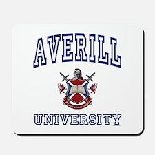 AVERILL University Mousepad