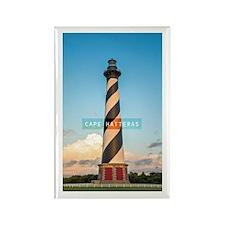 Cape Hatteras Light. Rectangle Magnet
