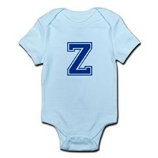 Z-var blue2 Body Suit
