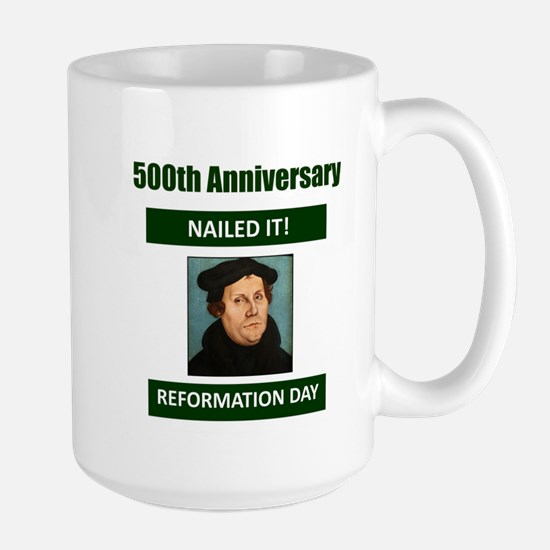 Reformation Day Mugs