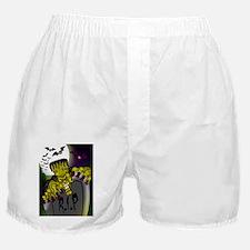 Graveyard Frankenstein Boxer Shorts