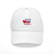 Crafty At Heart Baseball Baseball Cap
