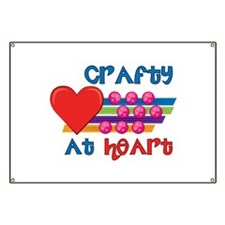 Crafty At Heart Banner