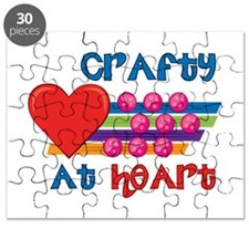 Crafty At Heart Puzzle