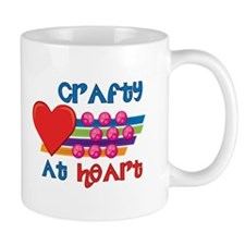 Crafty At Heart Mugs