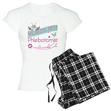 World's Best Phlebotomist Pajamas