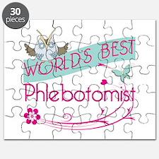 World's Best Phlebotomist Puzzle