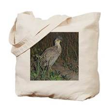 attwater prairie chicken Tote Bag