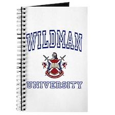 WILDMAN University Journal