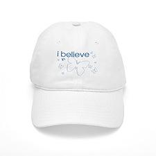 I believe in Butterflies Baseball Cap