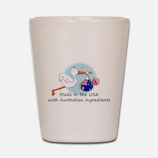 stork baby austr 2.psd Shot Glass
