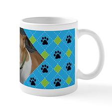 Great Dane-Bulldog Mix Photo Mug