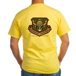 Planet Patrol - Yellow T-Shirt